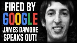 James Damore Google Engineer