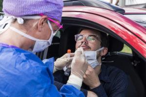 Covid Nasal Testing