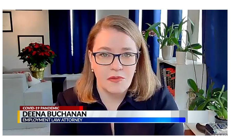 New Mexico Employment Attorney Deena Buchanan
